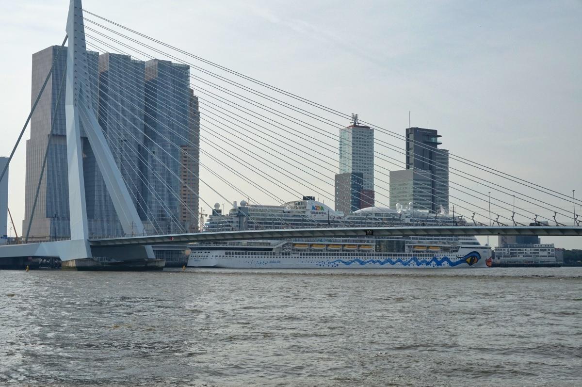 AIDA Prima – Metropolentour ab Hamburg
