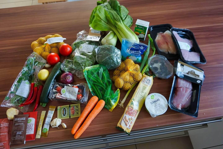 Hello Fresh mit Kindern – Wenn das Essen mit der Post kommt!
