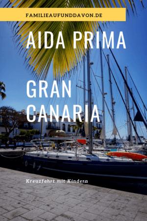 AIDA Prima - Gran Canaria
