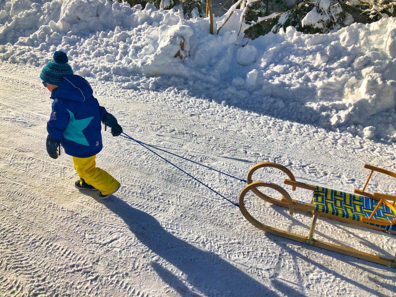 Winterurlaub im Alpbachtal