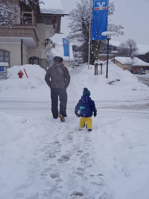 Winterurlaub Ruhpolding