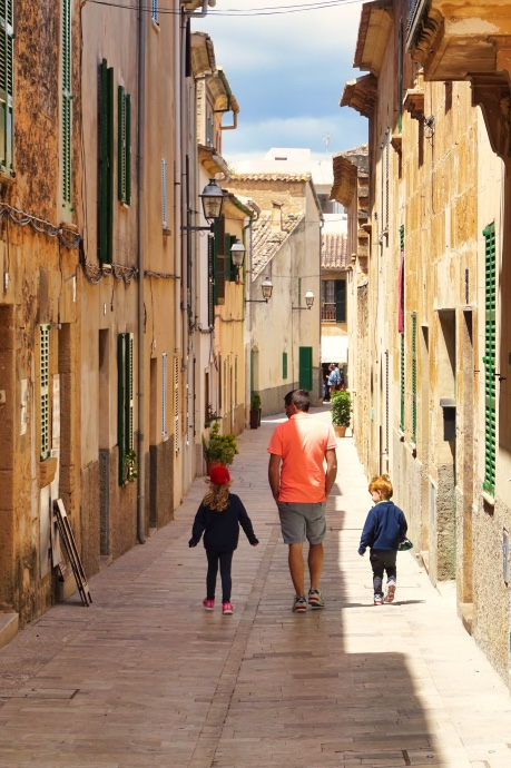 Alcudia Altstadt Mallorca