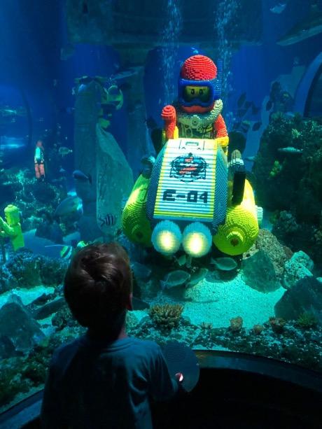Aquarium Legoland