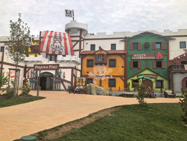 Piratenhotel Legoland
