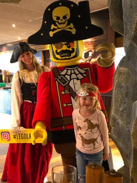 Piratenschmaus Legoland