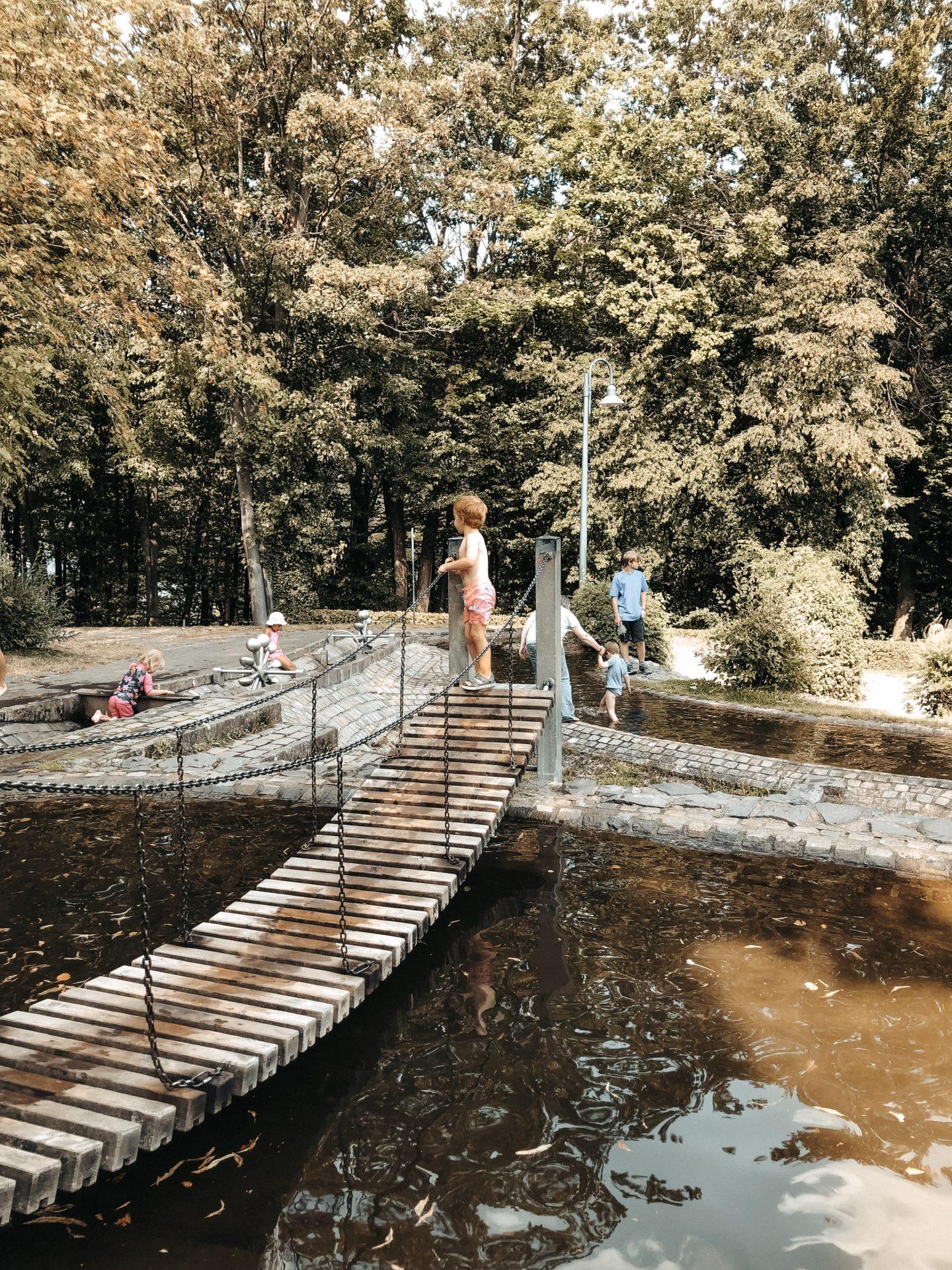 Wasserspielplatz Edersee