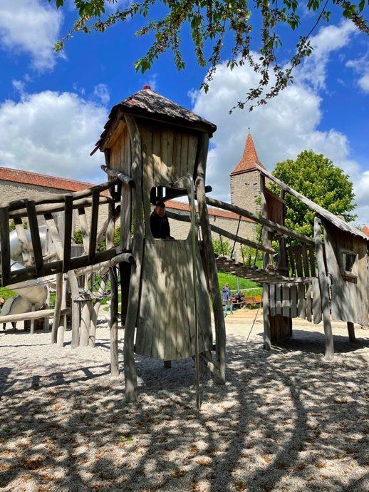 Spielplatz Rothenburg ob der Tauber